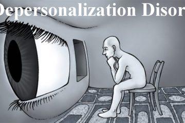 Depersonalisatie Stoornis